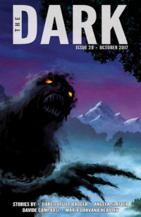 The Dark – Issue 29 cover - click to view full size