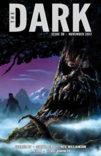 The Dark – Issue 30 cover - click to view full size