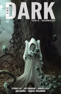 The Dark – Issue 31 cover - click to view full size