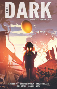 The Dark – Issue 32 cover - click to view full size