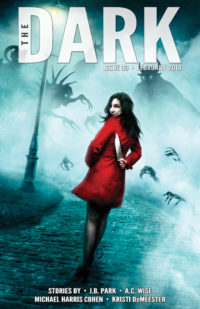 The Dark – Issue 33 cover - click to view full size