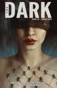 The Dark – Issue 34 cover - click to view full size
