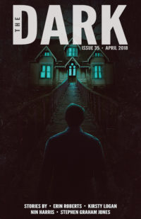 The Dark – Issue 35 cover - click to view full size
