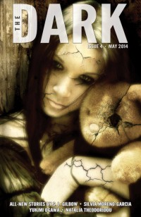 The Dark Issue 4 cover - click to view full size