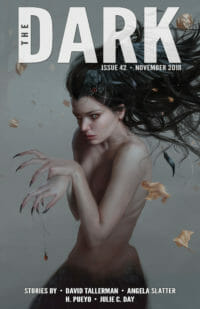 The Dark – Issue 42 cover - click to view full size