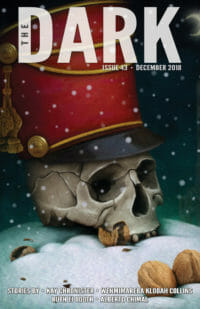 The Dark – Issue 43 cover - click to view full size