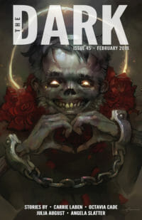The Dark – Issue 45 cover - click to view full size