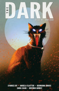 The Dark – Issue 48 cover - click to view full size