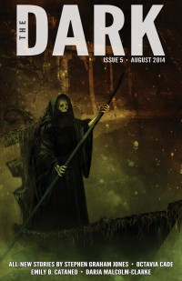 The Dark Issue 5 cover - click to view full size