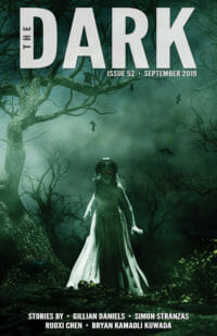 The Dark – Issue 52 cover - click to view full size