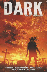 The Dark – Issue 56 cover - click to view full size