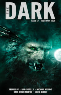 The Dark – Issue 57 cover - click to view full size