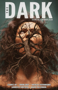 The Dark – Issue 58 cover - click to view full size