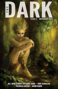 The Dark Issue 6 cover - click to view full size