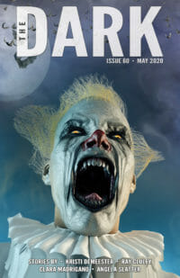 The Dark – Issue 60 cover - click to view full size