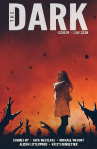 The Dark – Issue 61 cover - click to view full size