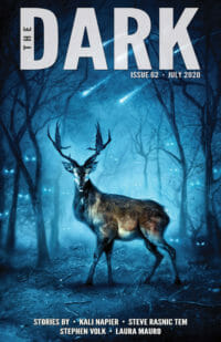 The Dark – Issue 62 cover - click to view full size