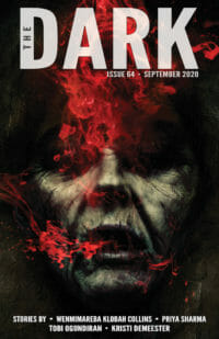 The Dark – Issue 64 cover - click to view full size