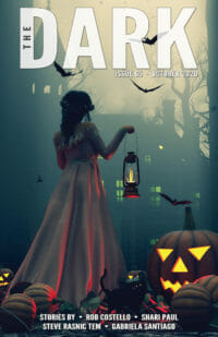 The Dark – Issue 65 cover - click to view full size