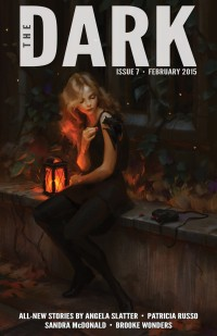 The Dark Issue 7 cover - click to view full size