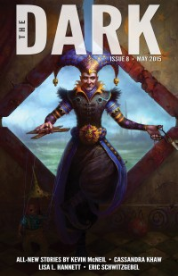 The Dark Issue 8 cover - click to view full size