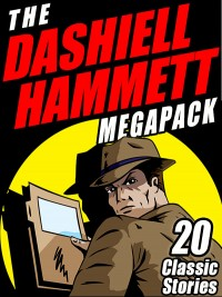 The Dashiell Hammett MEGAPACK ® cover - click to view full size