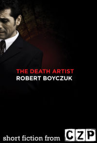 The Death Artist cover - click to view full size