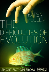 The Difficulties of Evolution cover - click to view full size