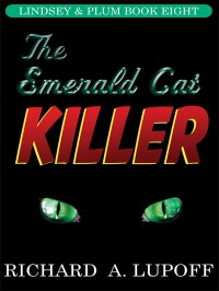 The Emerald Cat Killer cover - click to view full size