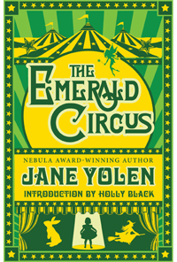 The Emerald Circus cover - click to view full size