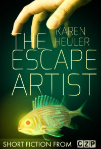 The Escape Artist cover - click to view full size