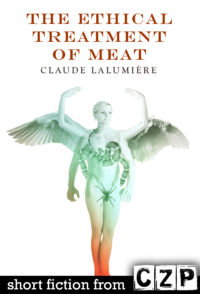 The Ethical Treatment of Meat cover - click to view full size