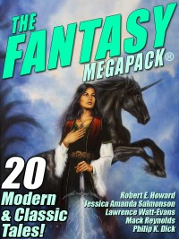 The Fantasy MEGAPACK ® cover - click to view full size