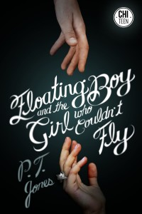 The Floating Boy and the Girl Who Couldn't Fly cover - click to view full size