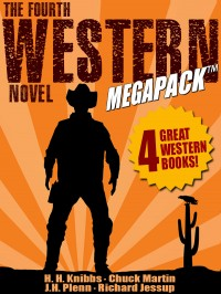 The Fourth Western Novel MEGAPACK ™ cover - click to view full size