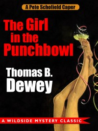 The Girl in the Punchbowl: A Pete Schofield Caper cover - click to view full size