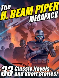 The H. Beam Piper Megapack cover - click to view full size