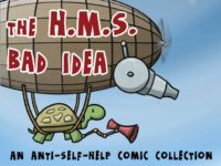 The H.M.S. Bad Idea cover - click to view full size