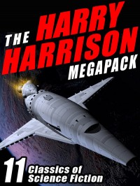 The Harry Harrison Megapack cover - click to view full size