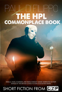 The HPL Commonplace Book cover - click to view full size