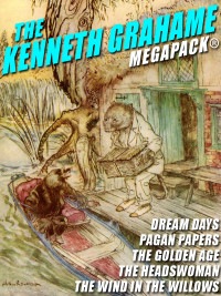 The Kenneth Grahame MEGAPACK® cover - click to view full size
