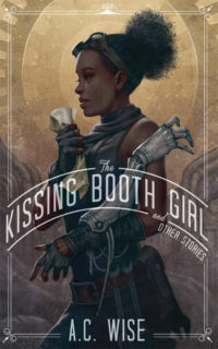 The Kissing Booth Girl and Other Stories cover - click to view full size