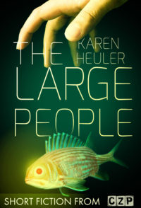 The Large People cover - click to view full size