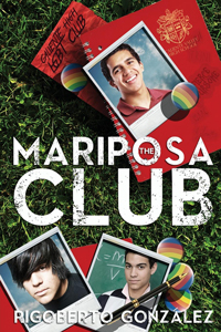 The Mariposa Club cover - click to view full size