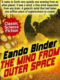 The Mind from Outer Space cover - click to view full size