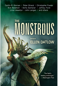 The Monstrous cover - click to view full size