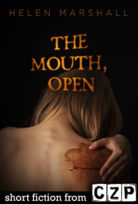 The Mouth, Open cover - click to view full size