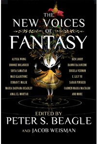 The New Voices of Fantasy cover - click to view full size