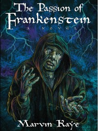 The Passion of Frankenstein cover - click to view full size