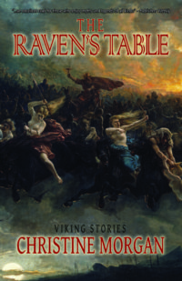 The Raven's Table: Viking Stories cover - click to view full size